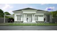 Desain Rumah Klasik yang Estetik
