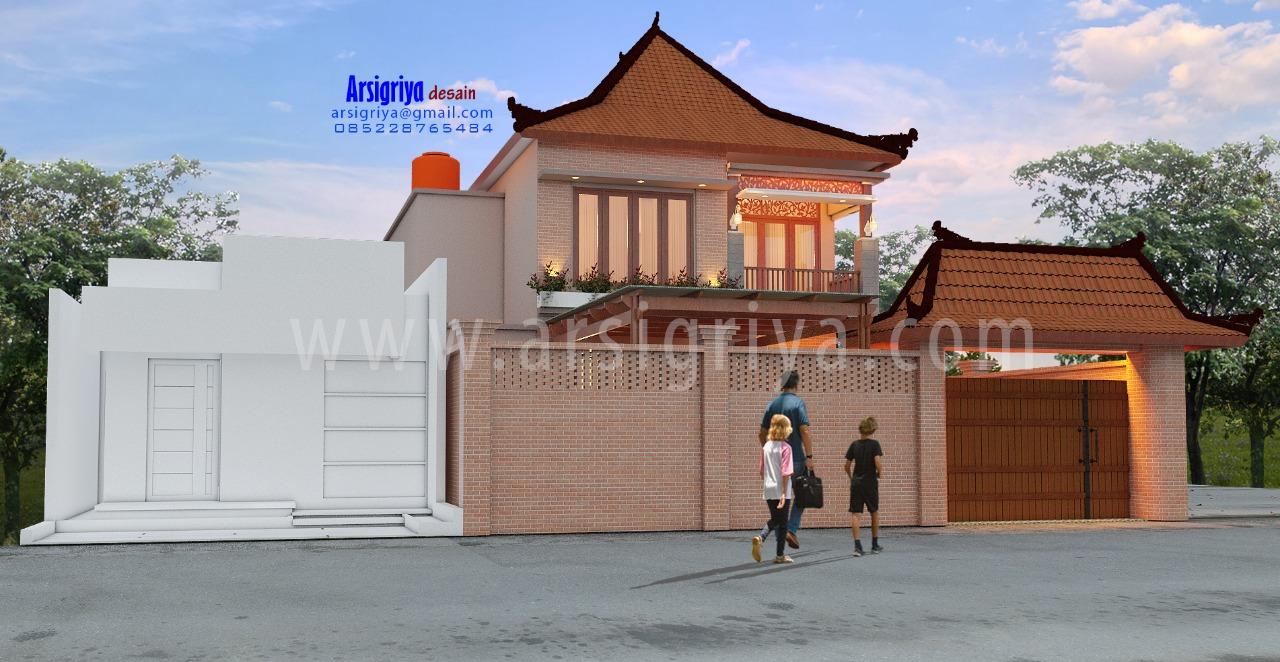 Rumah Bapak Gamal Ii Bantul Diy