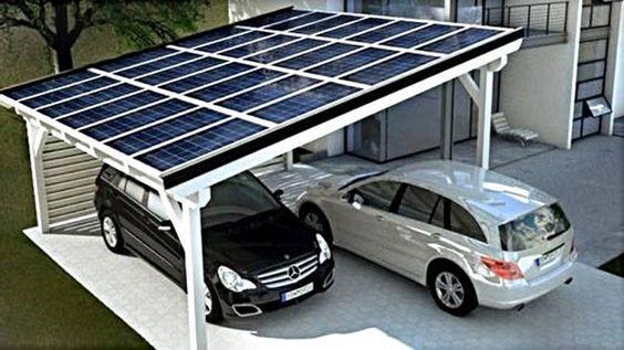 Image result for carport solar panel